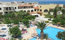 Foto Hotel en appartementen Maravel Sky in Rethymnon ( Rethymnon Kreta)